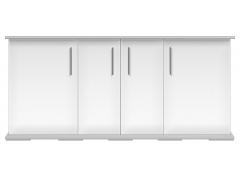aquarium unterschrank modern 150x60 rechteck ebay. Black Bedroom Furniture Sets. Home Design Ideas