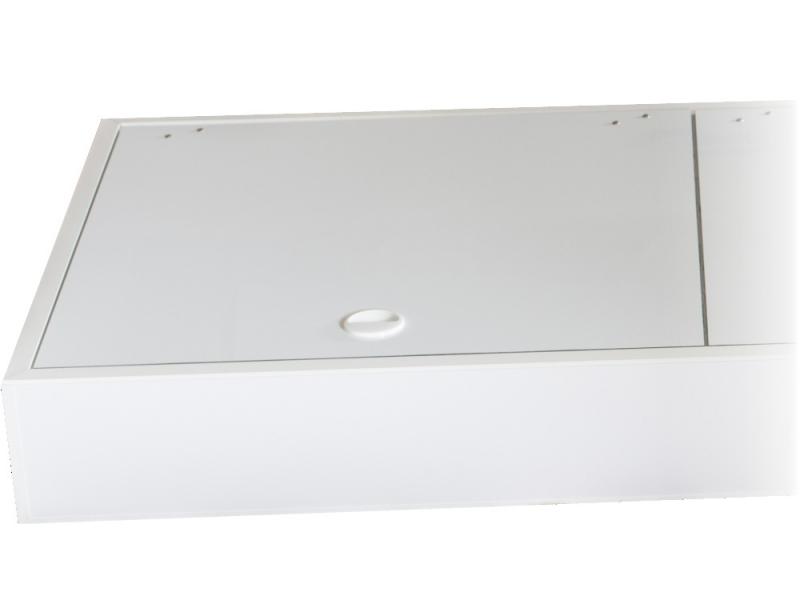 aquarium abdeckung comfort white 200x60 rechteck bei meduza6. Black Bedroom Furniture Sets. Home Design Ideas