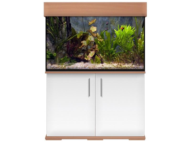 aquariumkombination modern 100x50x60 rechteck 299l 10mm bei meduza6. Black Bedroom Furniture Sets. Home Design Ideas