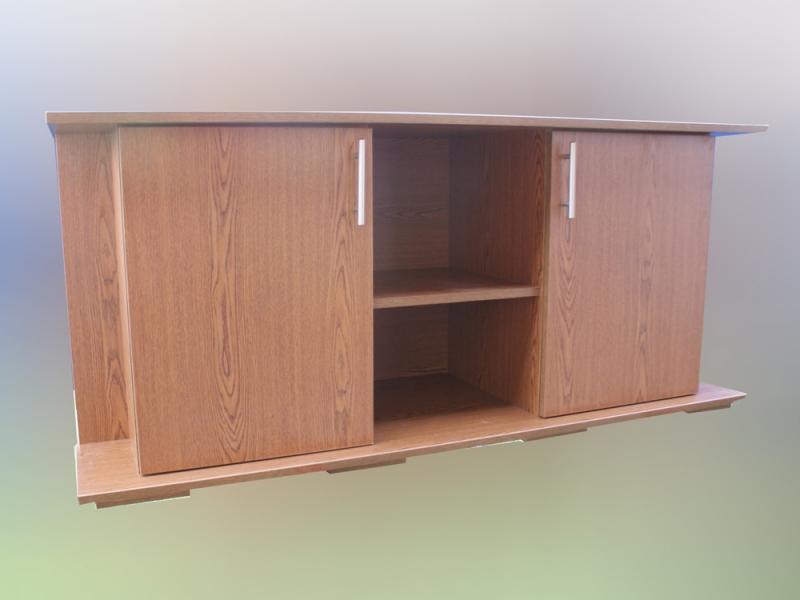 aquarium unterschrank standard r 150x60 rechteck bei meduza6. Black Bedroom Furniture Sets. Home Design Ideas