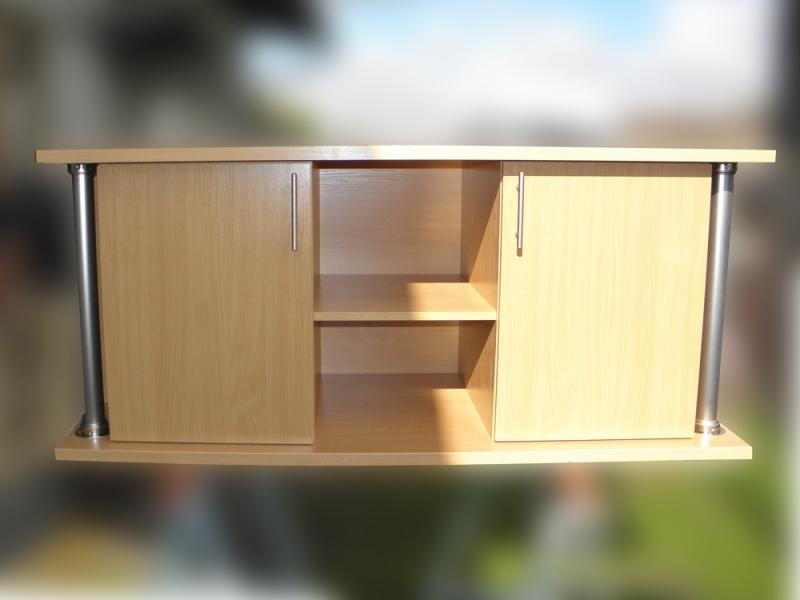 aquarium unterschrank deco r 150x50 rechteck bei meduza6. Black Bedroom Furniture Sets. Home Design Ideas