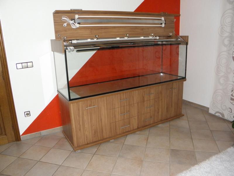 aquarium unterschrank modern 2s 200x60 rechteck bei meduza6. Black Bedroom Furniture Sets. Home Design Ideas