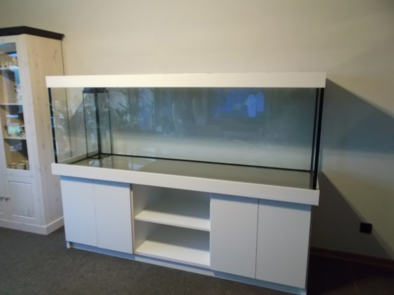 tab aquarium kombination mit beleuchtung schrank aquarium 200x60x70 cm 840l glas 12mm. Black Bedroom Furniture Sets. Home Design Ideas